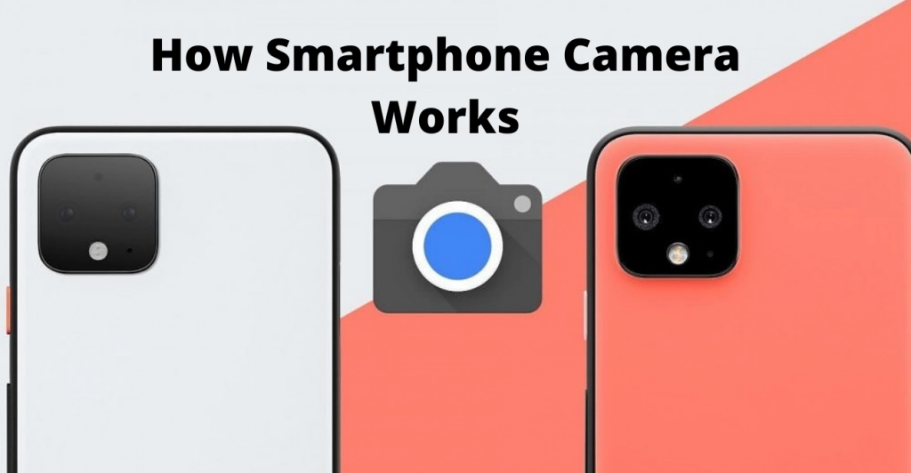 How does a Smartphone camera work?
